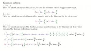 Grundlagen Mathematik