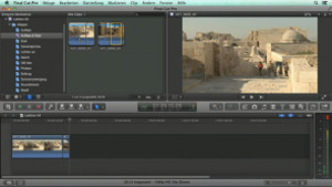Final Cut Pro X 10.0