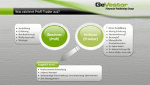100 % Trading - Der Kurs der Sie zum erfolgreichen Trader macht