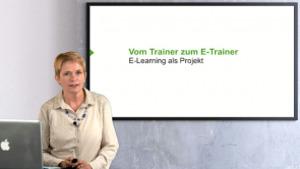 Vom Präsenztrainer zum e-Trainer