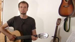 Grundlagen für das Gitarrenspiel