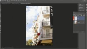Ebenen, Filter und Erstellen von Auswahlen in Photoshop