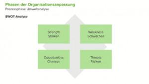 Change Management - Organisation