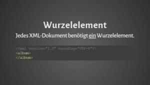 XML Tutorial für Anfänger