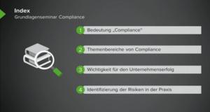 Compliance Grundlagen