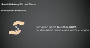 Korruptionsprävention in Unternehmen