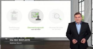 ISO 9001:2015 - Inhalt und Revision im Überblick