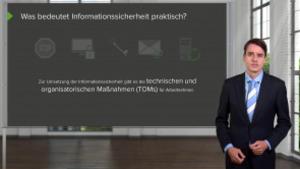 Informationssicherheit (aus Compliance Basis-Training)