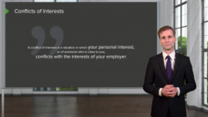 Conflict of Interest (from Corporate Compliance Training EN)