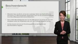 Allgemeines Gleichbehandlungsgesetz - Grundlagen für Mitarbeiter/innen