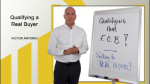 Qualifying Real Buyers