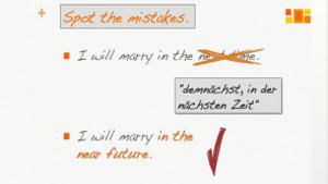 Typisch deutsche Englischfehler vermeiden