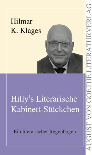 Hilly's Literarische Kabinett-Stückchen