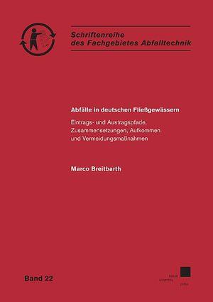Abfälle in deutschen Fließgewässern