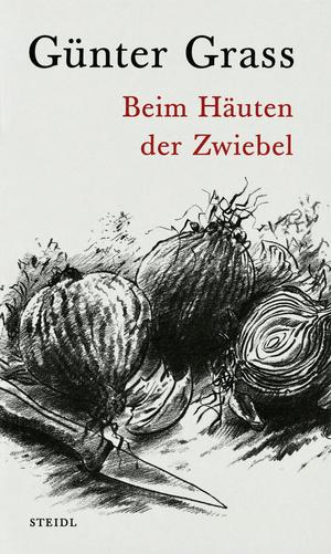Beim Häuten der Zwiebel