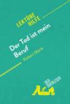 Vergrößerte Darstellung Cover: Der Tod ist mein Beruf von Robert Merle (Lektürehilfe). Externe Website (neues Fenster)