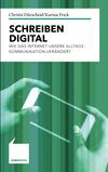 Schreiben digital