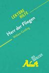 Vergrößerte Darstellung Cover: Herr der Fliegen von William Golding (Lektürehilfe). Externe Website (neues Fenster)
