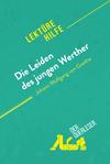 Vergrößerte Darstellung Cover: Die Leiden des jungen Werther von Johann Wolfgang Goethe (Lektürehilfe). Externe Website (neues Fenster)