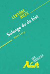 Vergrößerte Darstellung Cover: Solange du da bist von Marc Levy (Lektürehilfe). Externe Website (neues Fenster)