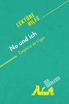 Vergrößerte Darstellung Cover: No und ich von Delphine de Vigan (Lektürehilfe). Externe Website (neues Fenster)