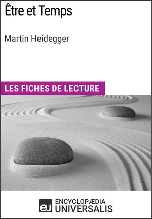 Être et Temps de Martin Heidegger