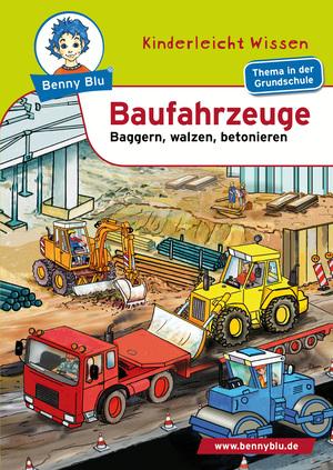 Benny Blu - Baufahrzeuge