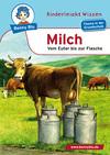 Vergrößerte Darstellung Cover: Benny Blu - Milch. Externe Website (neues Fenster)