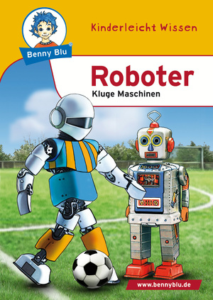 Benny Blu - Roboter
