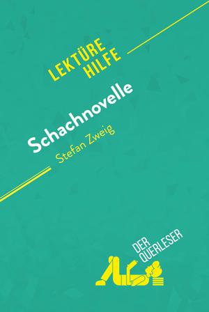 Schachnovelle von Stefan Zweig (Lektürehilfe)