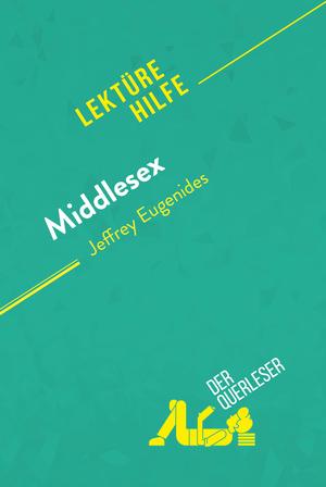 Middlesex von Jeffrey Eugenides (Lektürehilfe)