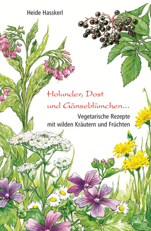 Holunder, Dost und Gänseblümchen