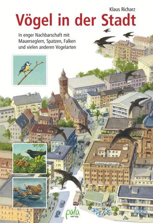 Vögel in der Stadt