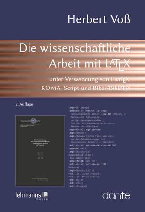 Die wissenschaftliche Arbeit mit LaTeX