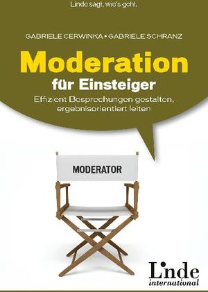 Moderation für Einsteiger