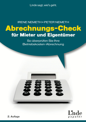 Abrechnungs-Check für Mieter und Eigentümer