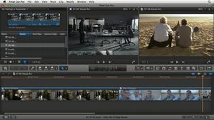 Final Cut Pro X v10.0.9: Narrative Scene Editing