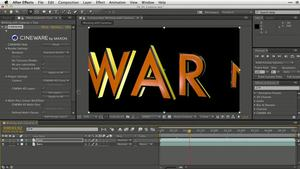 After Effects Guru: Working with 3D in C4D Lite