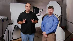 Learning to use Studio Strobes