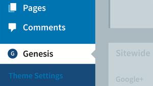 Learning Genesis for WordPress