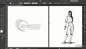 Illustrator CC: Trazado de arte