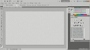 Créer un compositing avec Photoshop CS5 : Un train dans la ville