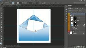 Photoshop CS6 : La création d'icônes