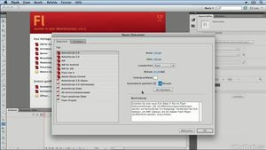 Adobe Flash CS5.5: Neue Funktionen