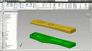 Autodesk Inventor 2012: Neue Funktionen