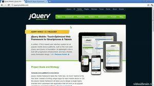 jQuery Mobile Grundkurs