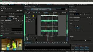 Audition CC Grundkurs: Tonmischung in der Videoproduktion