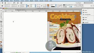 InDesign CS6 lernen: Werkzeugpalette