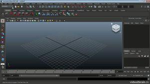 Autodesk Maya 2013 Grundkurs
