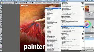 Corel Painter X3: Neue Funktionen